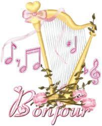 bonjour harpe