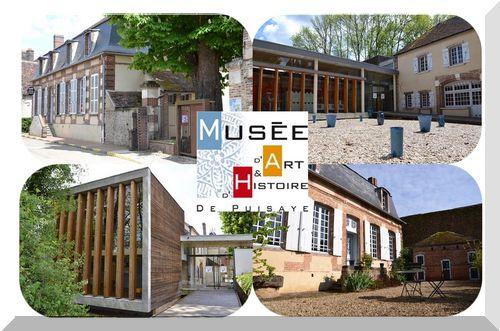 Villiers-Saint-Benoît, Musée d'Art et d'Histoire de Puisaye