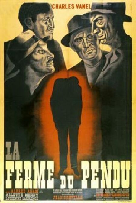 LA FERME DU PENDU -  BOURVIL BOX OFFICE 1945
