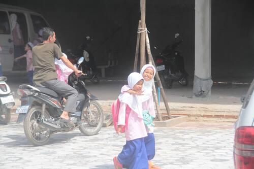 Ces enfants seront l'avenir du Cambodge