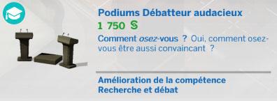 """Compétence """"Recherche et débat"""""""