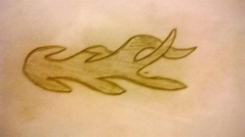 Mes dessins abstrait