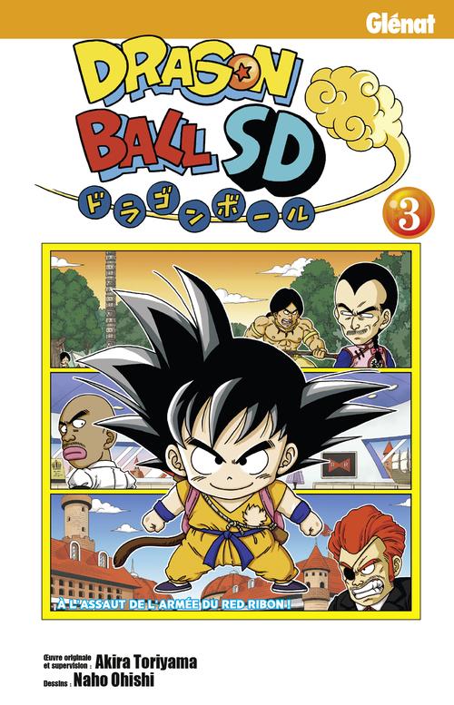 Dragon ball SD - Tome 03 - Akira Toriyama & Naho Ohishi