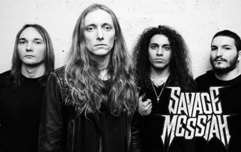 """SAVAGE MESSIAH - """"Wing And A Prayer"""" (Clip)"""