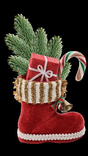 Chaussettes de Noël Série 3