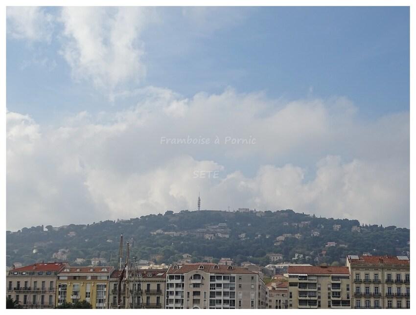 Mont Victoire à Sète