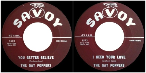 THE GAY POPPERS