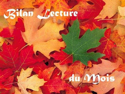 Bilan Lecture du Mois