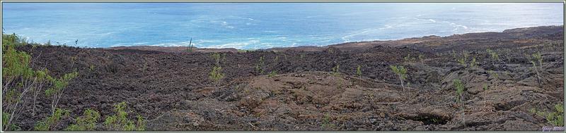 Petit tour vers les coulées de lave du Piton de la Fournaise - Saint-Philippe - Île de la Réunion