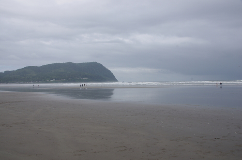 Dans l'Oregon, Canon Beach