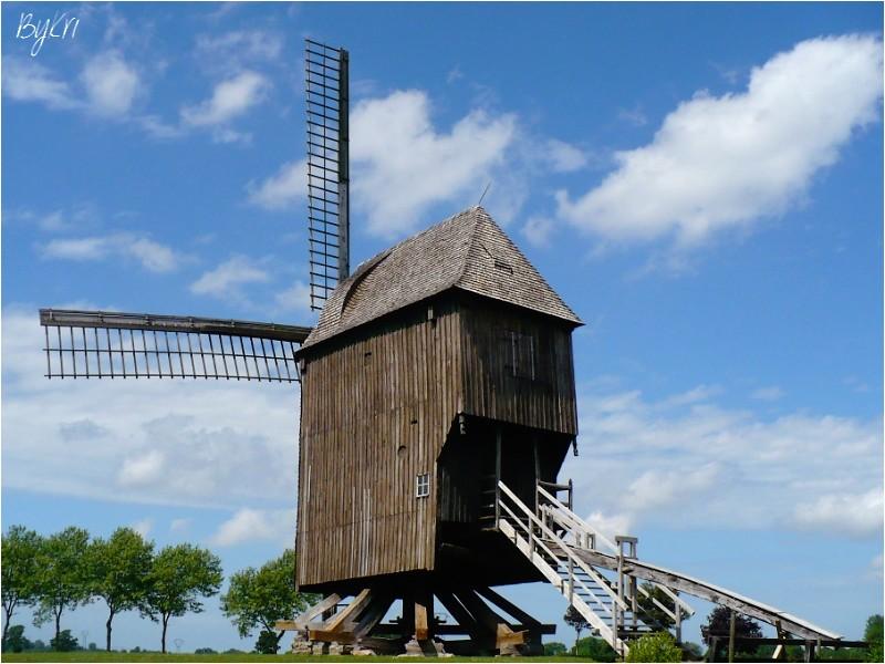 Le Moulin de Saint-Maxent (80) ...