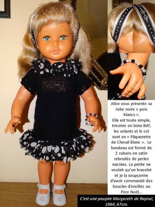 """Plaminette et """"La petite robe noire"""""""
