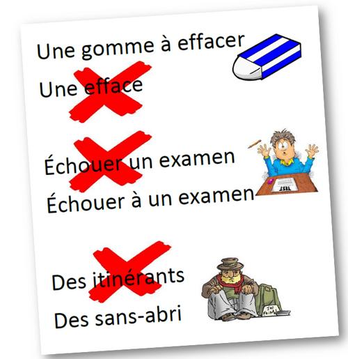 Capsules linguistiques (nouveautés)