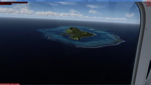 La Polynésie, un peu plus loin