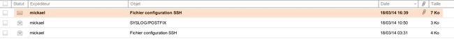 Envoyer un fichier par mail en ligne de commandes