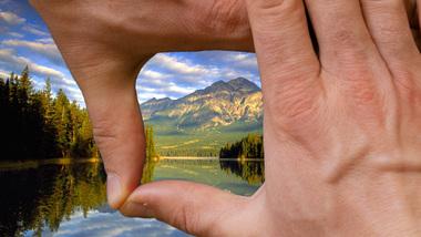 Le message visuel publicitaire : La composition du visuel