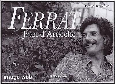 JEAN FERRAT PHOTO