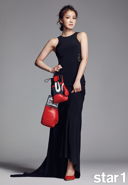 Lee Si Young pour @Star1