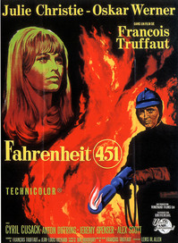 3ème : Fahrenheit 451 de R. Bradbury