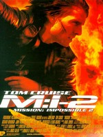 Mission impossible 2 affiche
