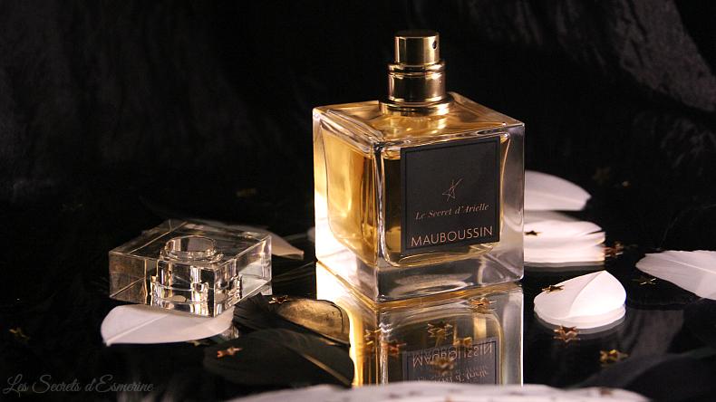 pyramide olfactive le secret d'Arielle Mauboussin parfum