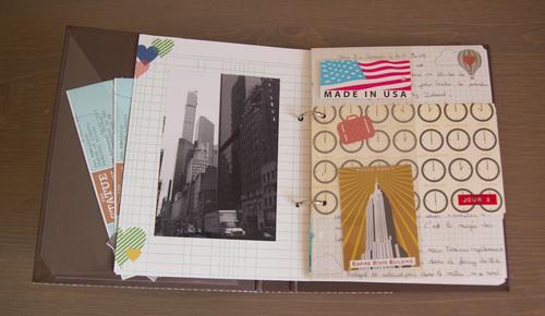 Mylène - MAJ Roadbook New-York