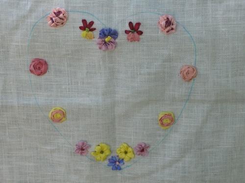 coeurs de fleurs