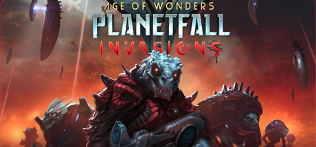 NEWS : Age of Wonders : Planetfall, DLC invasions en approche.