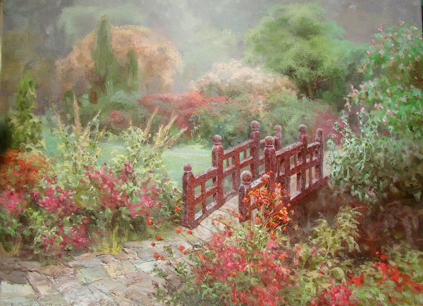 Peinture de : Dmitry STRELKOV