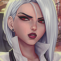 icons pack : Overwatch Ashe