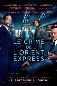 Le Crime de l'Orient-Express : Le luxe et le calme d'un voyage en Orient Express est soudainement bouleversé par un meurtre. Les 13 passagers sont tous suspects et le fameux détective Hercule Poirot se lance dans une course contre la montre pour identifier l'assassin, avant qu'il ne frappe à nouveau. D'après le célèbre roman d'Agatha Christie. ... ----- ...  Origine : américain Réalisation : Kenneth Branagh Durée : 1h 54min Acteur(s) : Kenneth Branagh,Johnny Depp,Josh Gad Genre : Thriller,Policier Date de sortie : 13 décembre 2017(1h 54min) Année de production : 2017 Distributeur : Twentieth Century Fox France Titre original : Murder on the Orient Express Critiques Spectateurs : 3,6