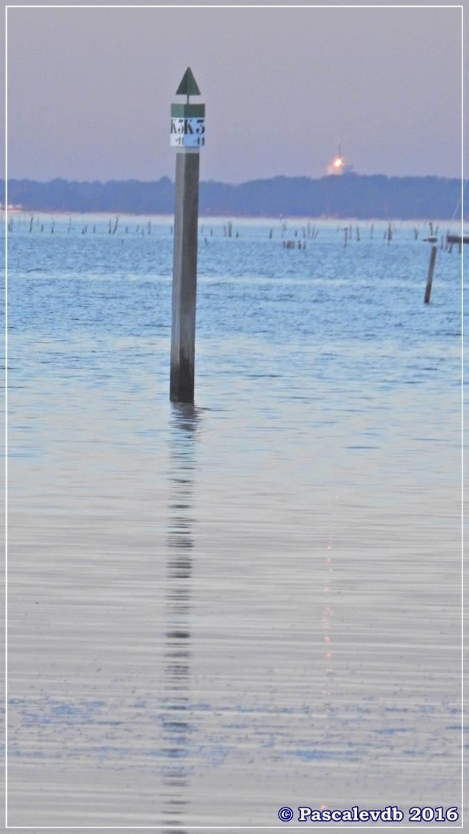 Plage et port de La Hume - Bassin d'Arcachon - Décembre 2016 - 9/10