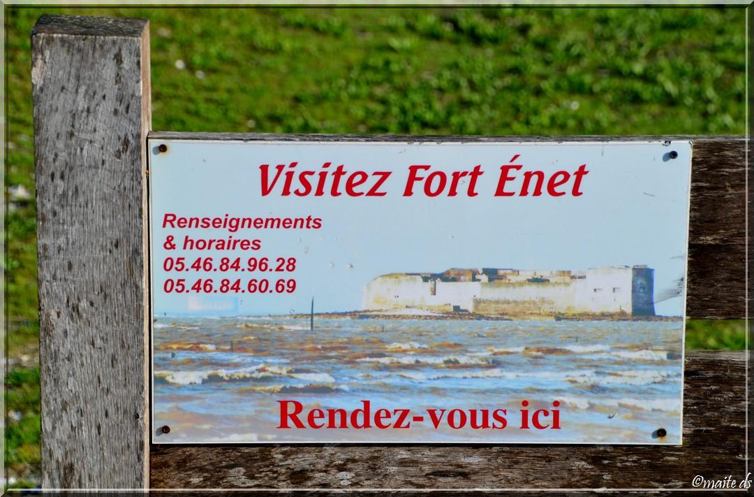 Île d'Aix (1) Fort Ènet