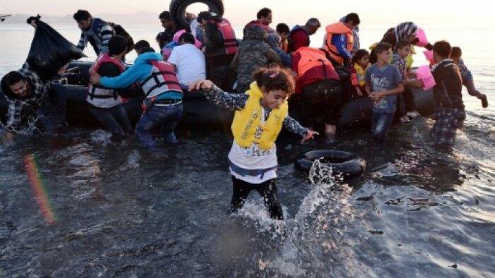 De nombreuses villes proposent d'apporter de l'aide aux réfugiés...