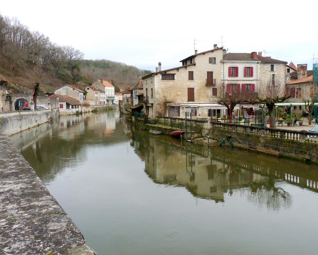 Brantôme - Dordogne - La petite Venise du Périgord - Un des plus beaux villages de France !