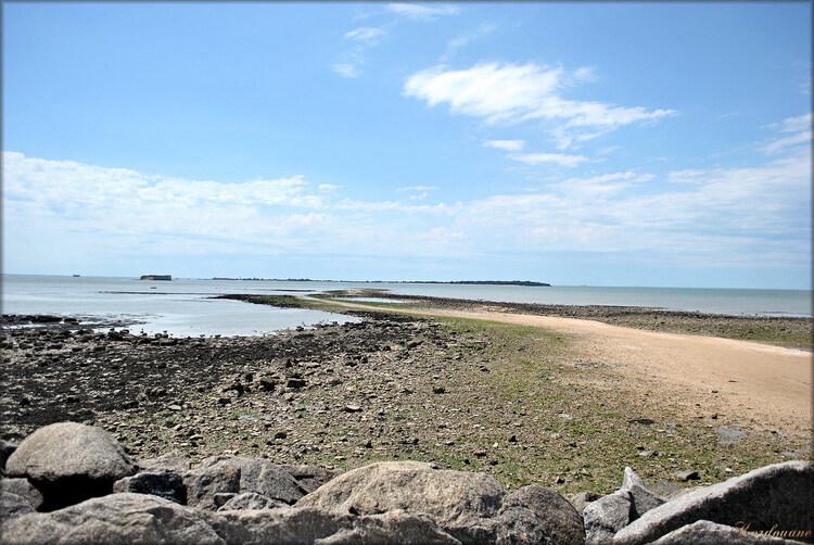 Photos de la plage de Fouras (Charente Maritime)