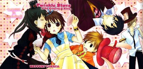 Les Personnages de Twinkle Star