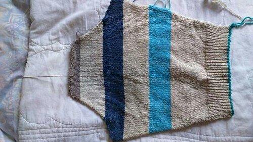 - Un tricot pour les vacances