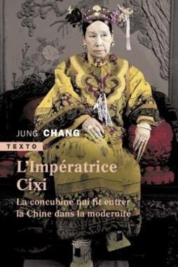 L'impératrice Cixi  -  Jung Chang