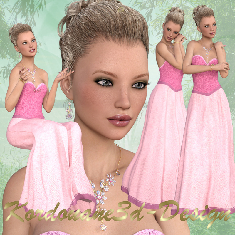 Emmanuelle : 4 tubes de femme en robe longue