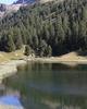 Lac miroir, Ceillac