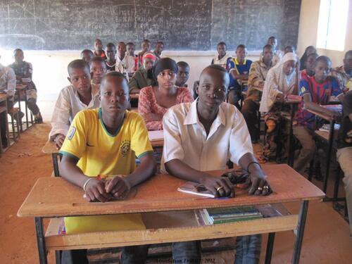 Présentation du Collège d'Enseignement Général (CEG) de Tajaé – Nomade, Niger