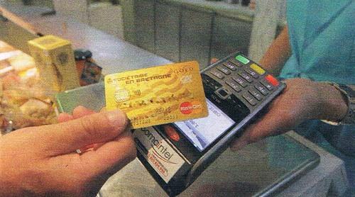 Votre carte bancaire est trop bavarde