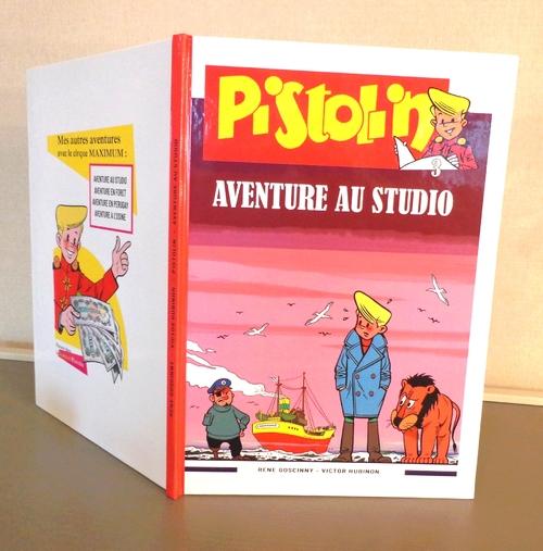 Pistolin n°3, Aventure au studio