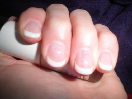Mes ongles en gel, je les aime d'amour !