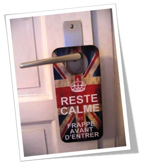 ✿ Attention, pré-ado : do not disturb !
