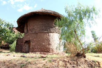 Habitat traditionnel Lalibela
