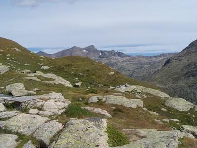 Panorama Refuge des Evettes