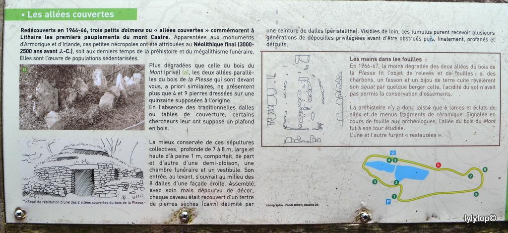 Le Mont Castre