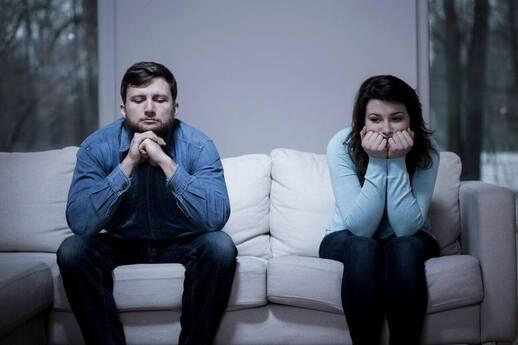 problème de l'ex-conjoint